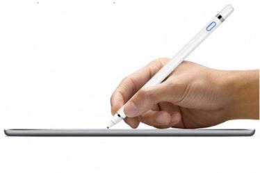 قلم للأجهزة اللوحية universal apple pencil 1.5 mm nip من شركة porodo